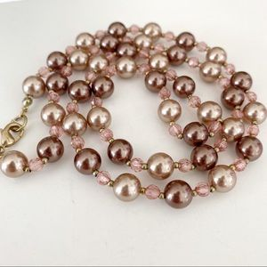 🎉5/20 SALE🎉 vintage RMN faux pearl necklace